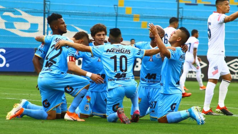 Binacional goleó 3-1 a San Martín que se complica con el descenso en la Liga1 Movistar (VIDEO)