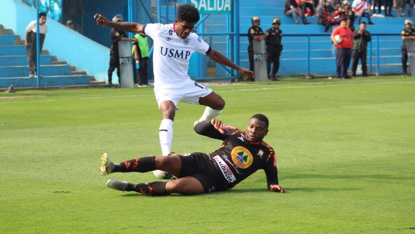San Martín empató 0-0 con Ayacucho FC en la última fecha del Torneo Clausura