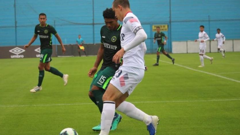 Copa Bicentenario: San Martín empató 0-0 ante Pirata FC y clasificó a octavos de final
