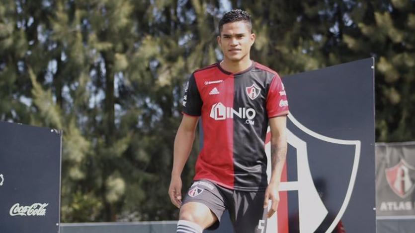 Anderson Santamaría marca su primer gol en el fútbol mexicano
