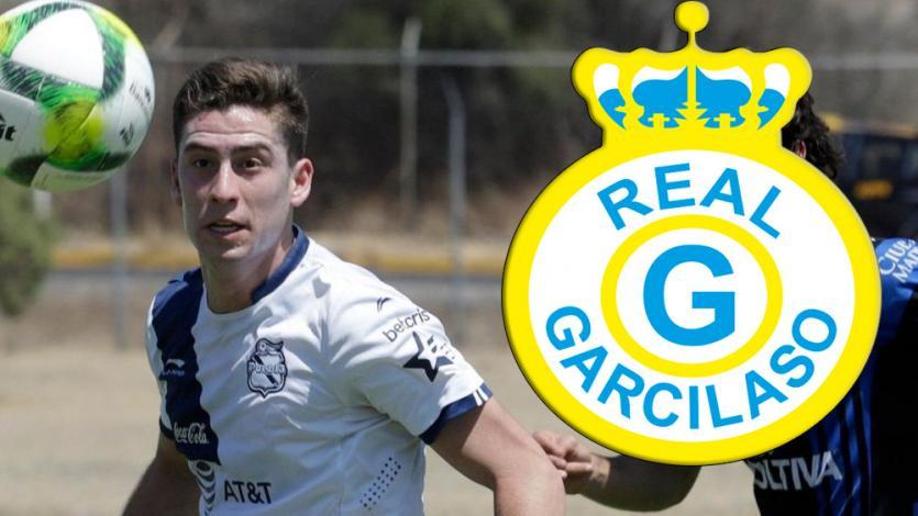 Santiago Ormeño, delantero mexicano de Real Garcilaso: