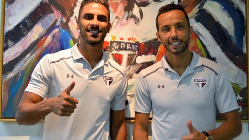 Sao Paulo ficha a Nené y Santiago Tréllez