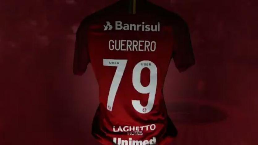 Se confirmó el dorsal que usará Paolo Guerrero