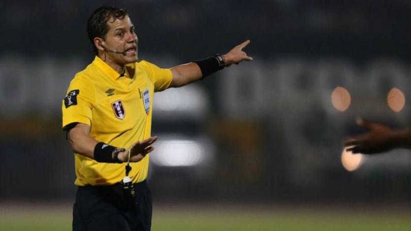 Segunda División: Víctor Hugo Carrillo será árbitro del César Vallejo vs. Manucci