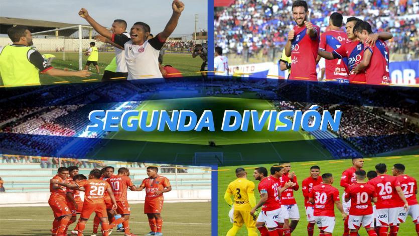 Segunda División: Conoce la programación de los partidos de ida de las semifinales