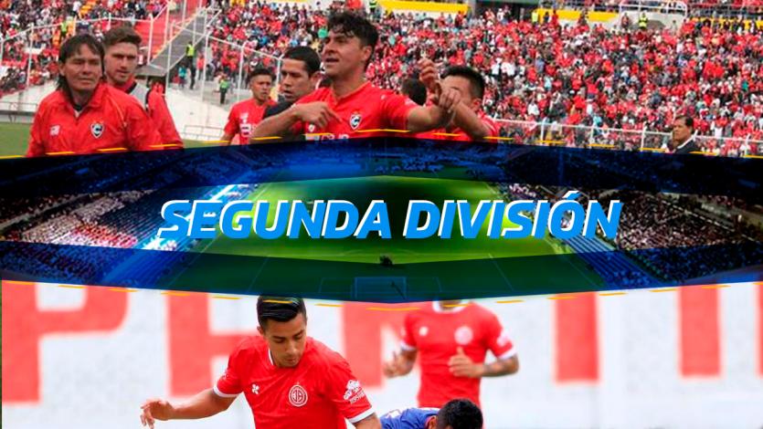 Segunda División: La programación de la final y del partido por el tercer lugar