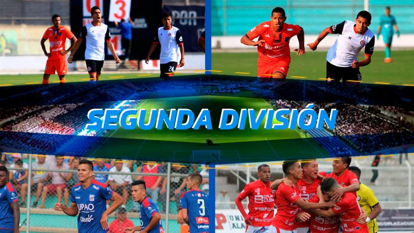 Segunda división: Esta es la programación de las semifinales de vuelta