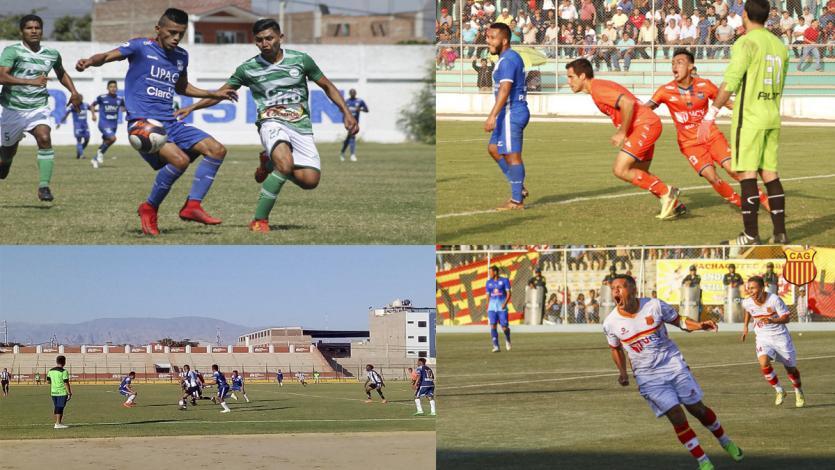 Segunda División: La tabla de posiciones y los resultados de la fecha 10