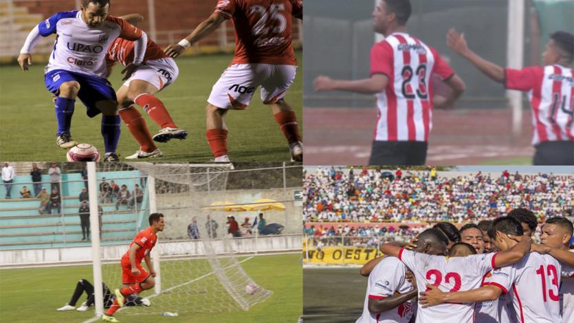 Segunda División: La tabla y los resultados de la décima segunda fecha