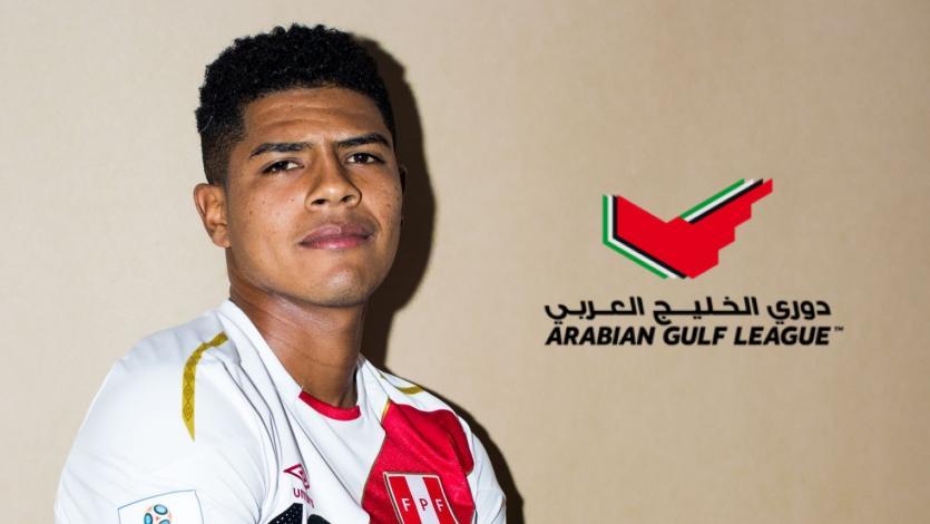 Wilder Cartagena continuaría su carrera en los Emiratos Árabes