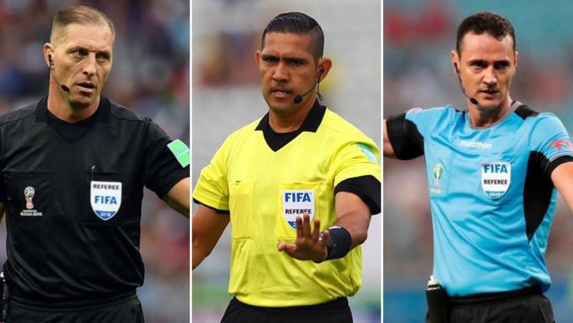Selección Peruana: conoce a los árbitros asignados a la bicolor para la fecha triple de Clasificatorias Sudamericanas