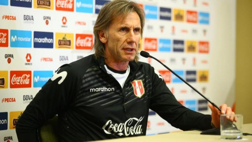 Selección Peruana: Ricardo Gareca brindará una conferencia de prensa en la previa del duelo frente a Uruguay