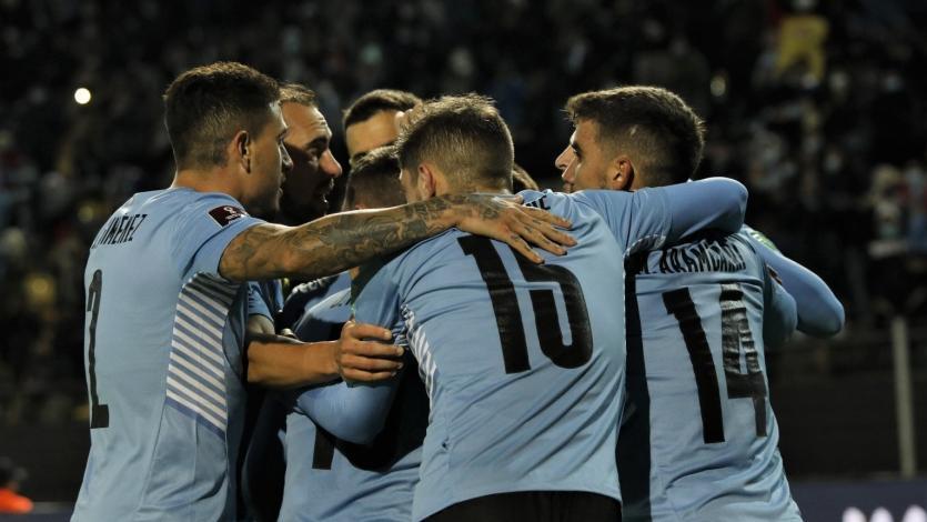 Eliminatorias Sudamericanas: Uruguay venció 4-2 a Bolivia por la fecha 6