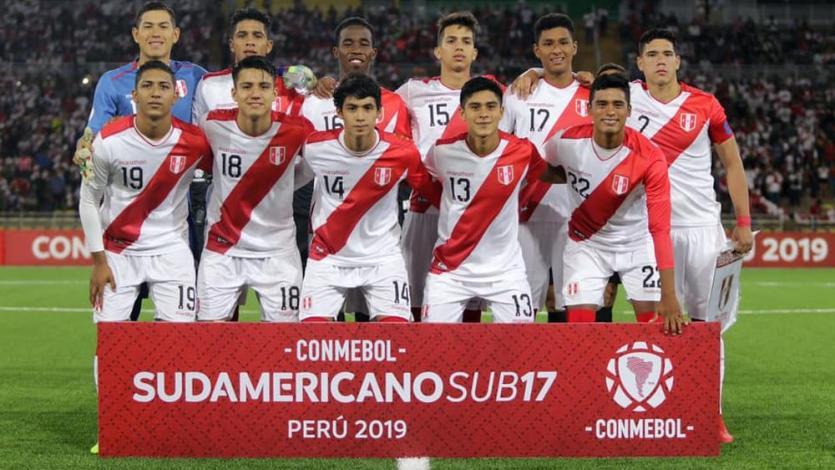 Sudamericano Sub 17 Perú 2019: este es el fixture de la Selección Peruana en el hexagonal final