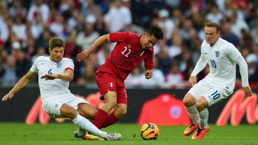 Selección Peruana: se cumplen 6 años del amistoso entre Perú e Inglaterra en Wembley (VIDEO)