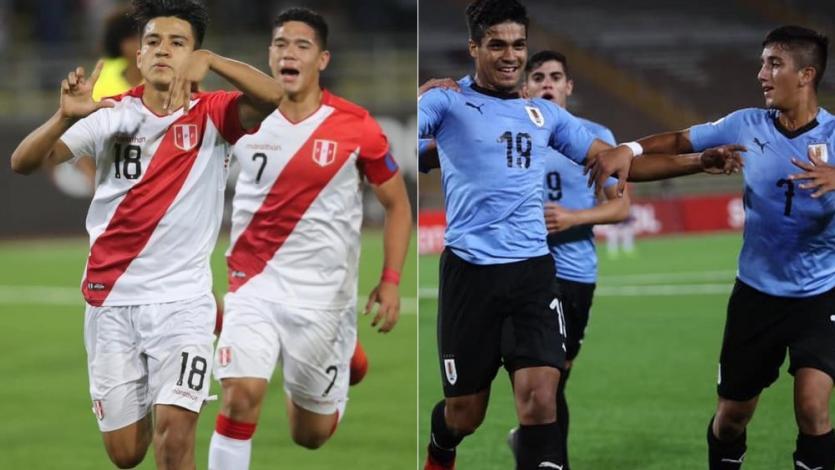 Selección Peruana vs Uruguay: hora y posibles alineaciones del partido por el Sudamericano Sub 17 Perú 2019