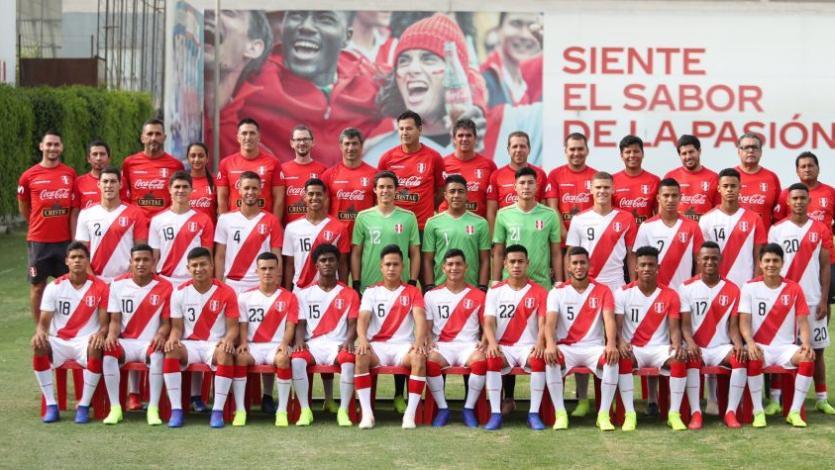 Selección Peruana: La Sub-20 partió a Chile con plantel completo para jugar el Sudamericano