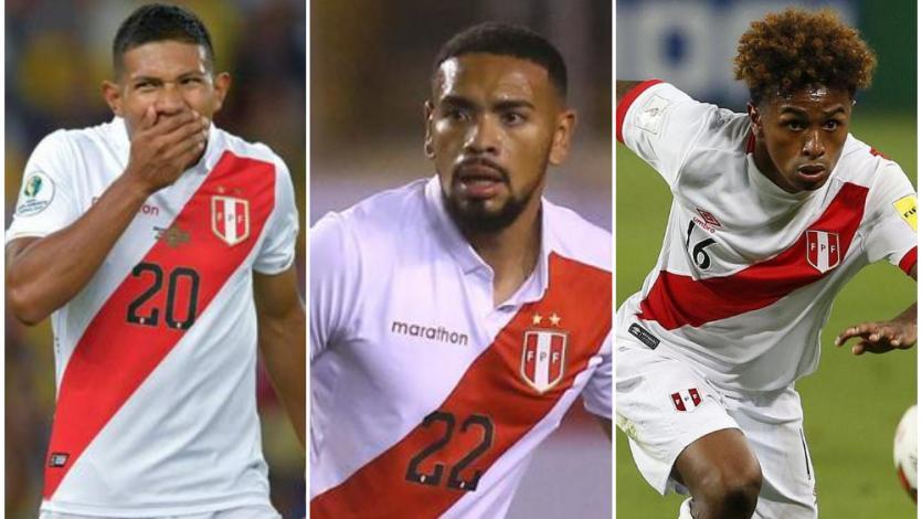 Selección Peruana: Edison Flores, Alexander Callens y Yordy Reyna fueron descartados