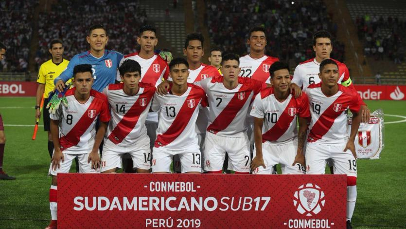 Sudamericano Sub-17: Selección Peruana enfrenta a Bolivia y va por su primera victoria