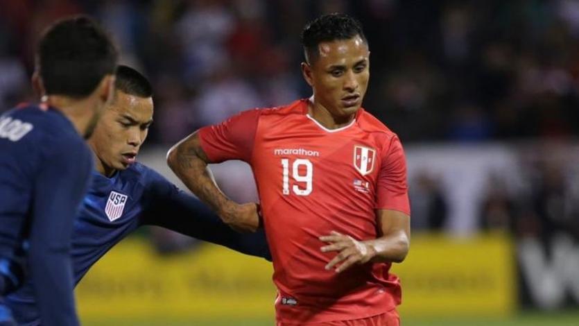 Selección Peruana: Yoshimar Yotún llegó a los 80 partidos con la 'Blanquirroja'