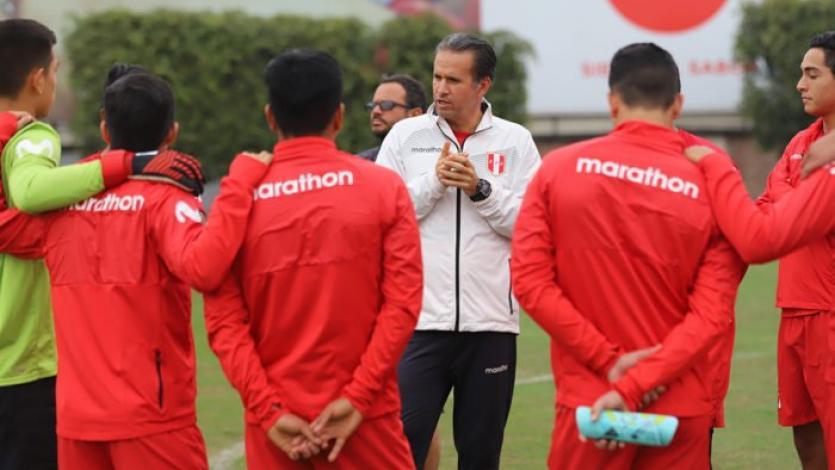 Selección Peruana: Confirmados los amistosos de las categorías juveniles