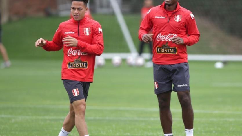 Selección Peruana retomó los entrenamientos de cara al partido ante Costa Rica