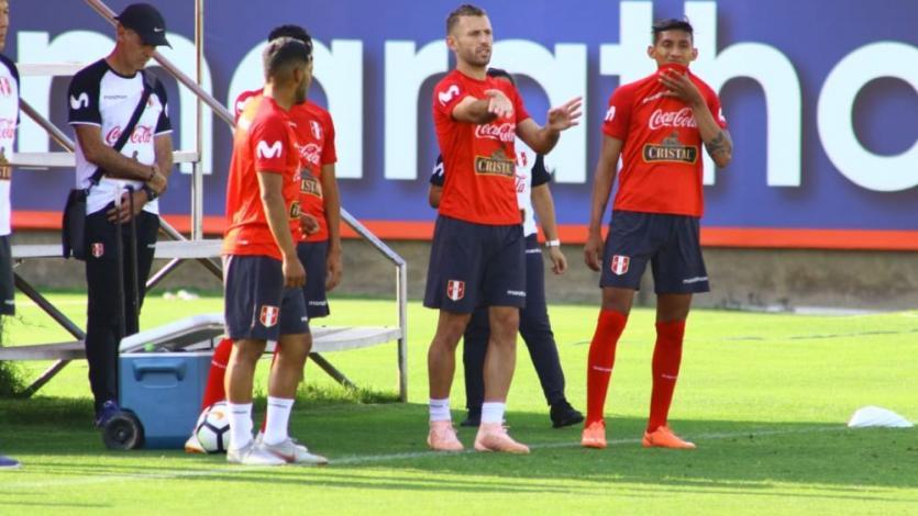 Selección Peruana: Inician los entrenamientos en La Videna