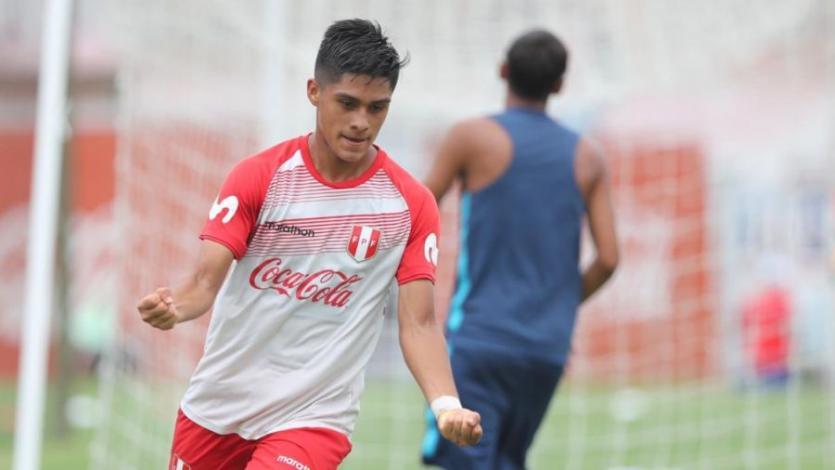 Selección Peruana: La Sub-17 goleó a la Reserva de Alianza Lima