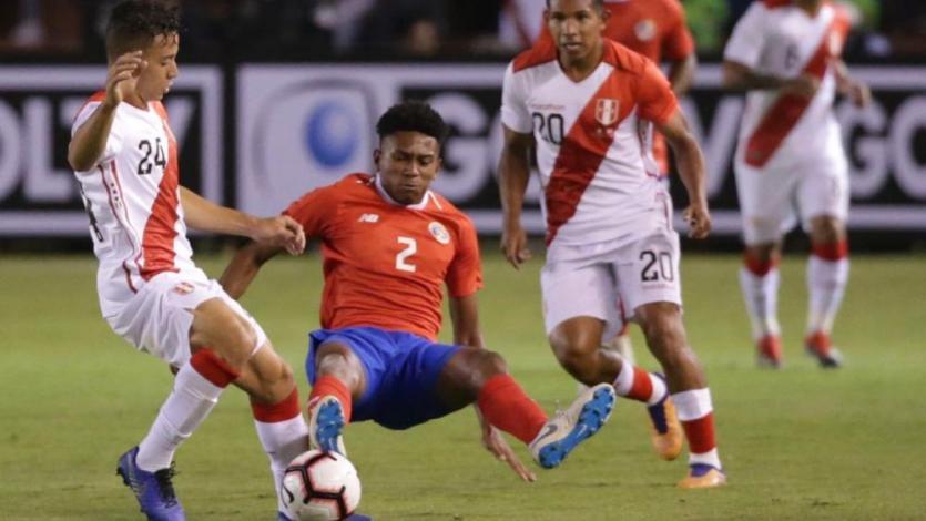 Selección Peruana enfrentará a Costa Rica antes de la Copa América Brasil 2019