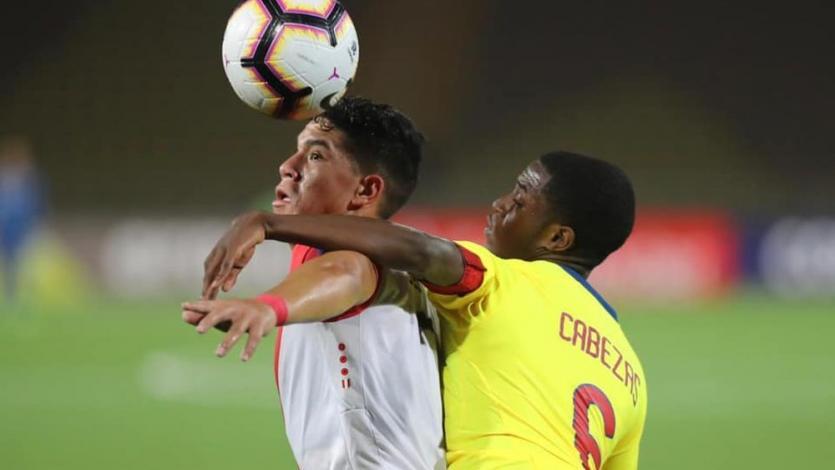 Sudamericano Sub 17 Perú 2019: Selección Peruana igualó 1-1 con Ecuador y sueña con el mundial