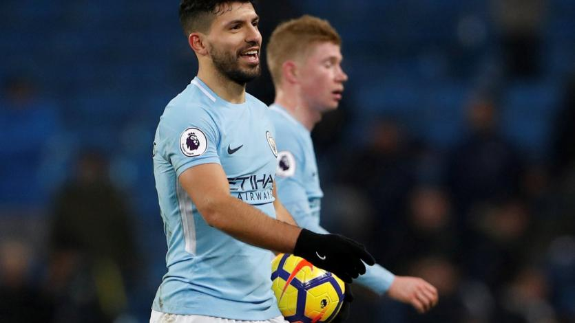 Manchester City venció al Newcastle (3-1)