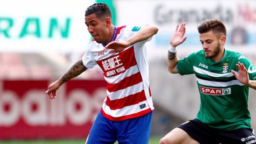 Sergio Peña y Granada buscan alcanzar los puestos de ascenso