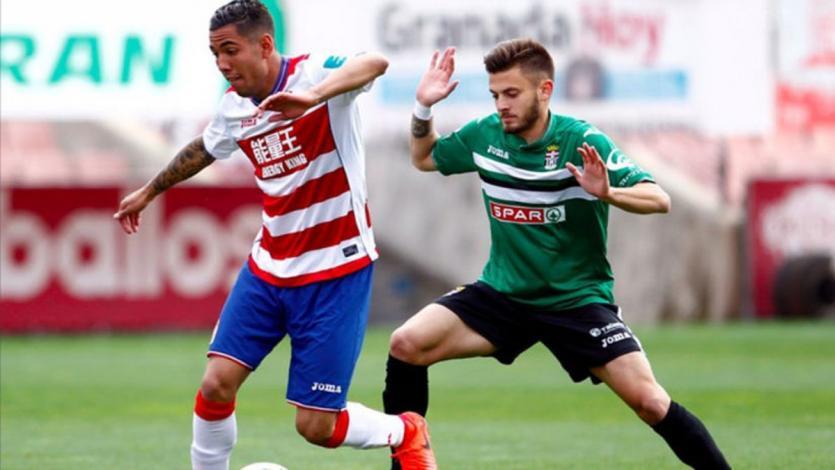 Sergio Peña y el Granada visitan al Barcelona B