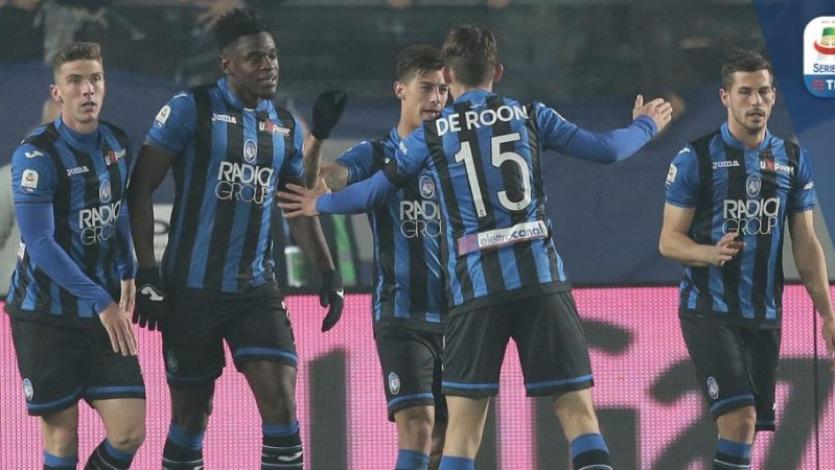 Serie A: Resultados del día