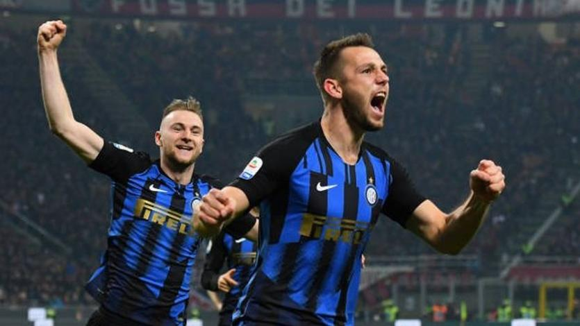 Serie A: Inter derrota al Milan en su disputa por clasificar a la Champions League