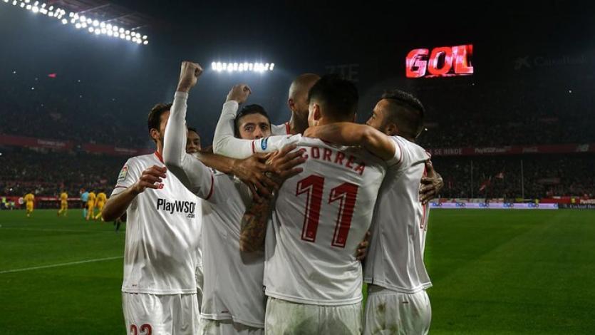 Copa del Rey: Sevilla elimina al Atlético de Madrid