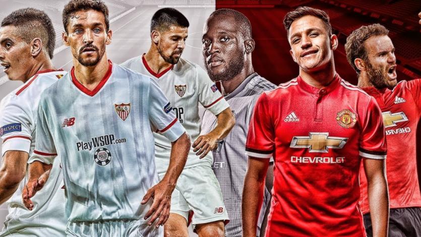 Sevilla se enfrenta al Manchester United