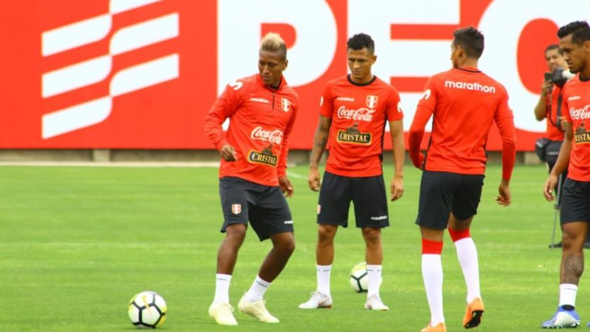 Sin la presencia de Raúl Ruidíaz: Selección Peruana cumple un días más en La Videna