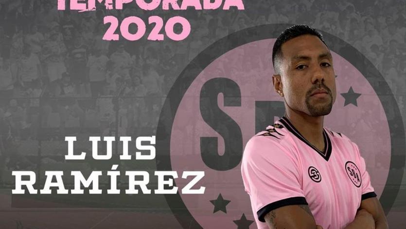 Sport Boys: Luis Ramírez deja Alianza Lima y es el flamante refuerzo 'rosado'