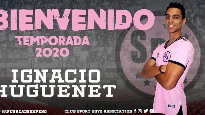 Sport Boys: el argentino Ignacio Huguenet llega a préstamo desde Newell's