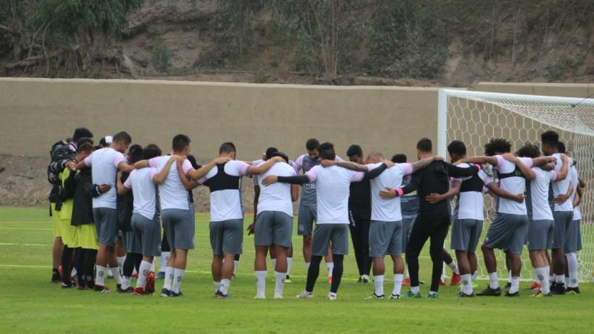 Sport Boys continúa su pre-temporada en Cieneguilla