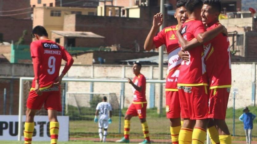 Torneo de Reservas: Sport Huancayo derrotó 2-1 a Alianza Universidad y es el nuevo líder