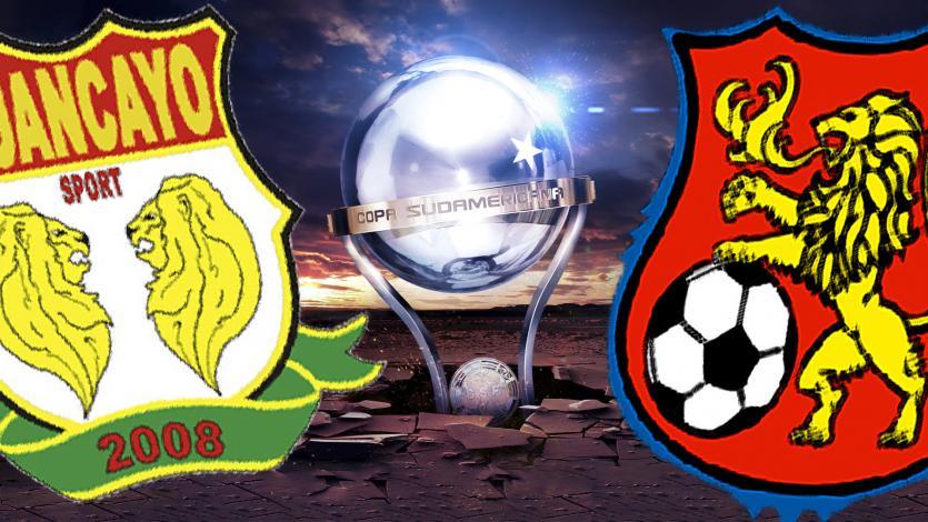 Sport Huancayo perdió con Caracas (3-4) y le dijo adiós a la Copa Sudamericana