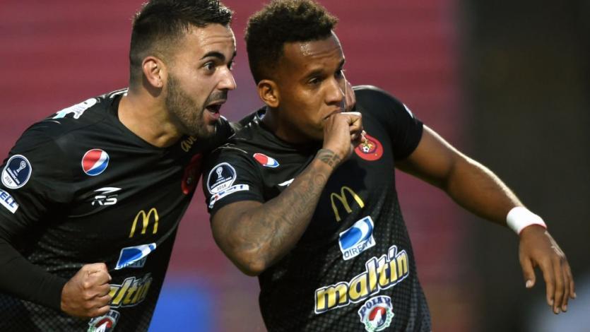 Sport Huancayo perdió en casa ante Caracas (3-4)