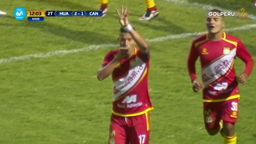 Sport Huancayo venció a Cantolao y es el nuevo líder del grupo B