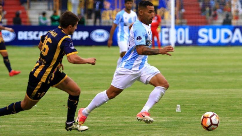 Copa Conmebol Sudamericana: Sport Rosario igualó sin goles con Cerro de Uruguay