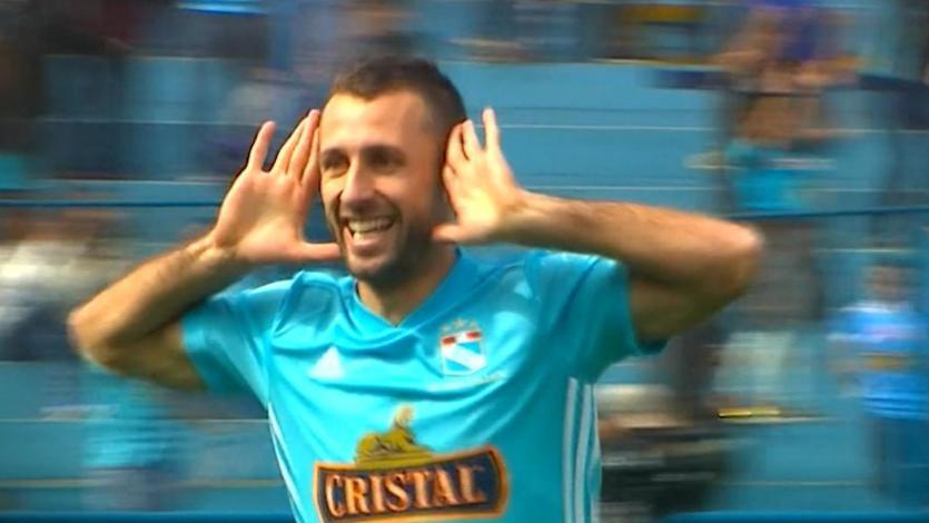 Sporting Cristal cortó una racha de 13 partidos sin perder