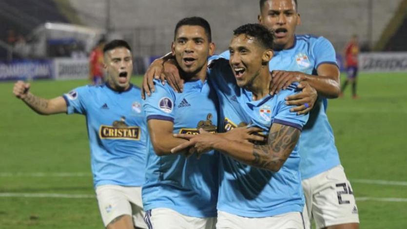 Copa Sudamericana: Sporting Cristal conoce fecha y hora para su duelo con Zulia