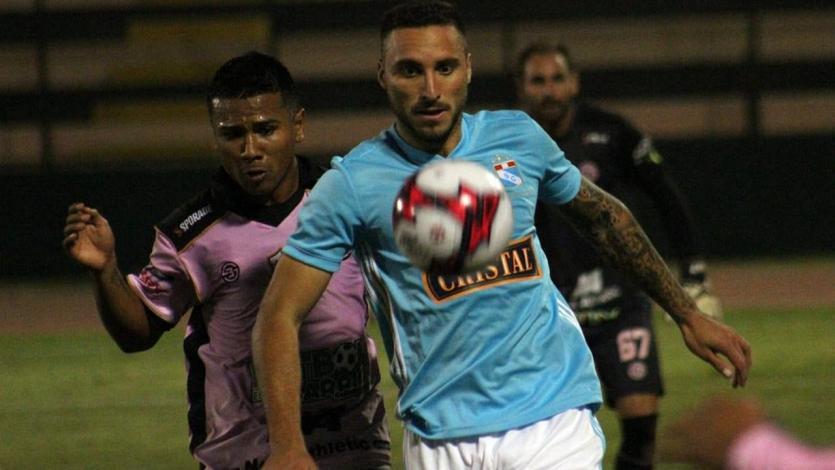 Sporting Cristal: Emanuel Herrera reaparecerá frente a Real Garcilaso
