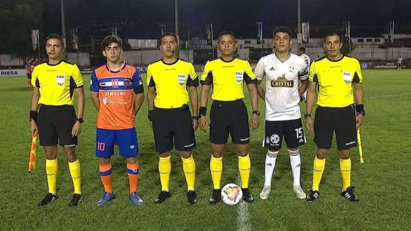 Copa Libertadores Sub-20: Sporting Cristal no pudo ganar y cayó goleado en su debut (VIDEO)